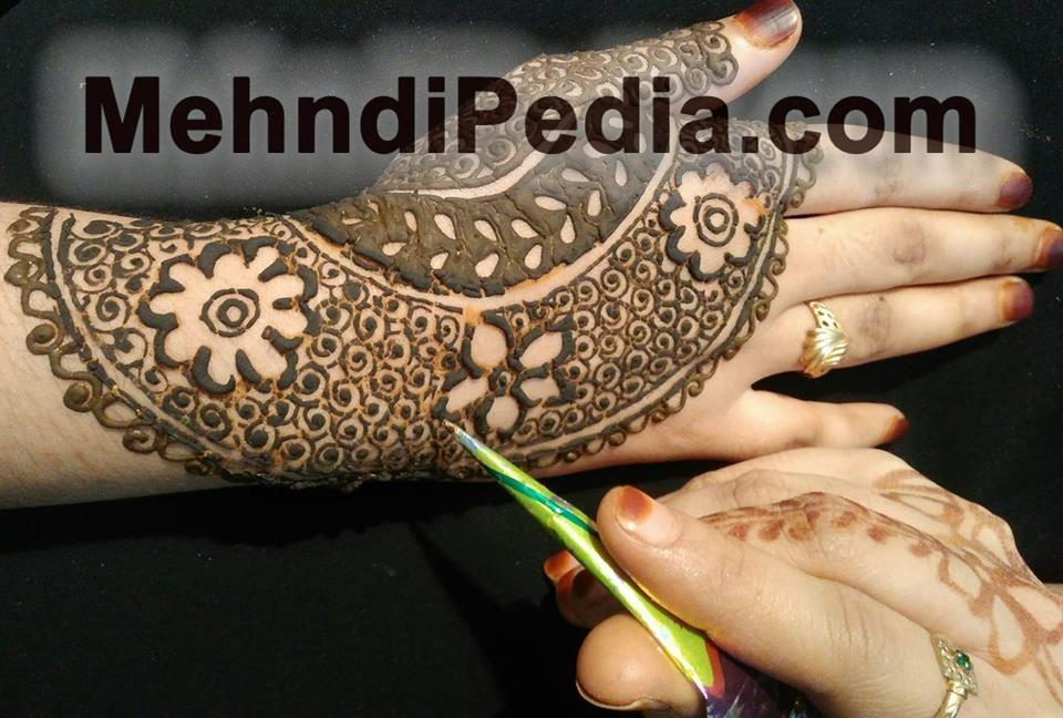 Arabic henna hand design free wallpapers HD
